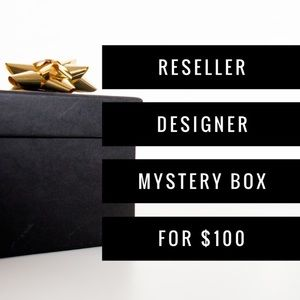 Other - • Reseller Mystery box $100 •